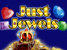 Just Jewels на рабочем зеркале